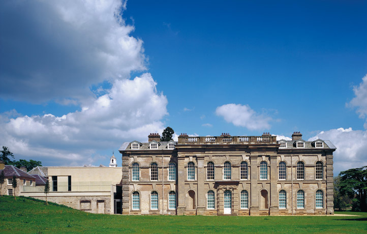 Compton Verney Art Gallery on House Building Design
