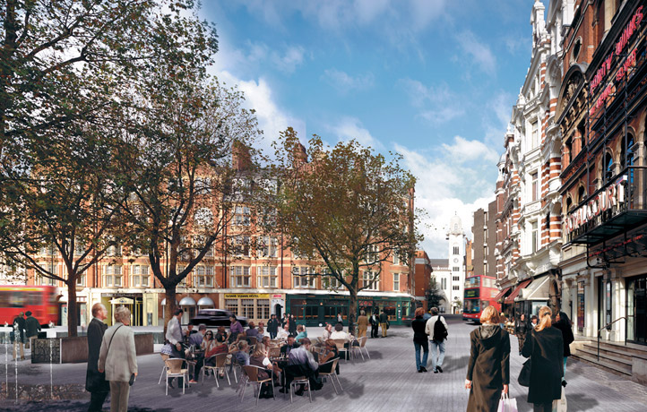 Sloane Square · Projects · Stanton Williams Architects
