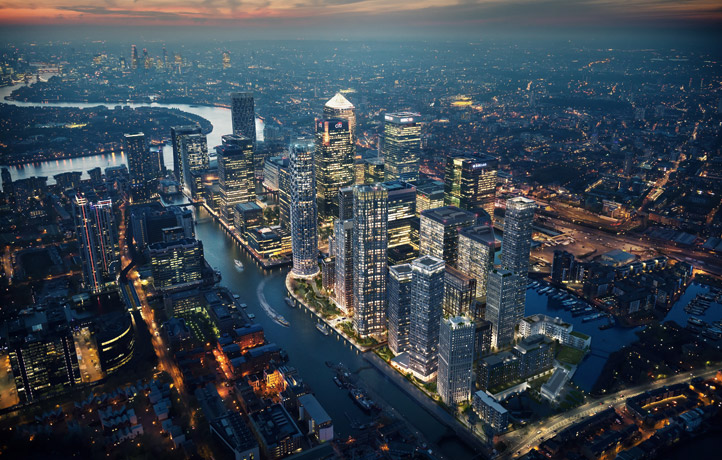 Image Result For Canary Wharf London