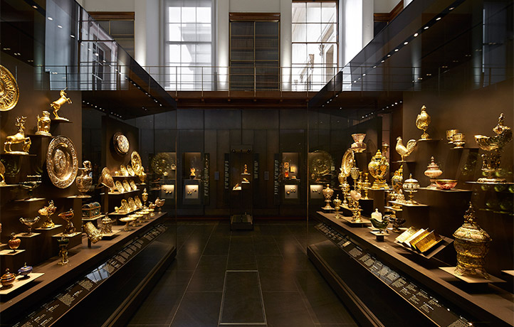 British Museum Waddesdon Bequest Gallery Opens To The