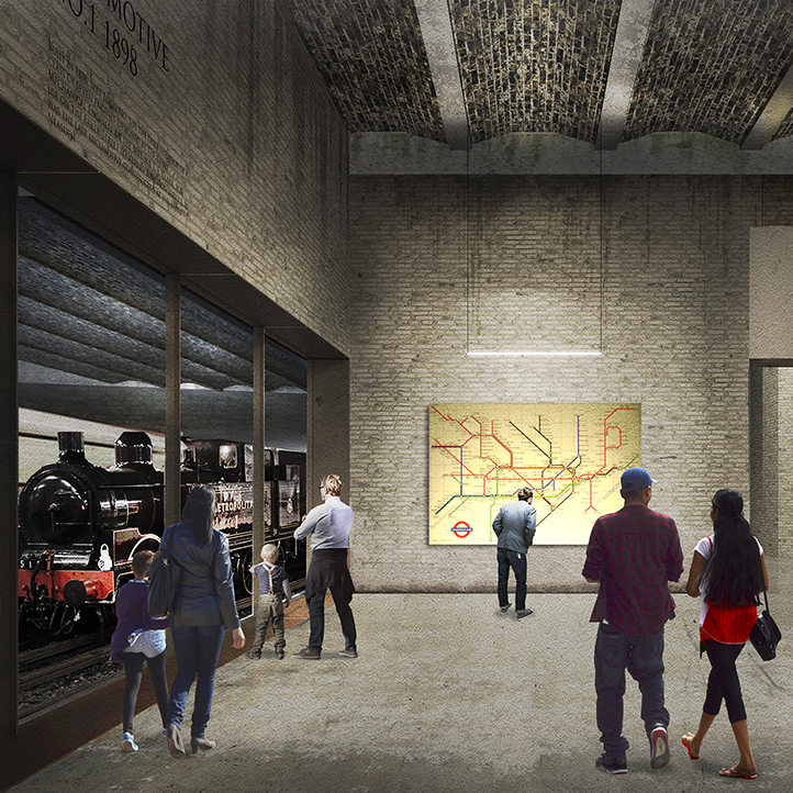 Stanton Williams And Asif Khan Win Museum Of London Competition ∖ News ∖  Stanton Williams Architects