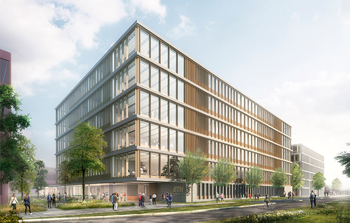 Physics building at eth zurich projects stanton for Architecture zurich